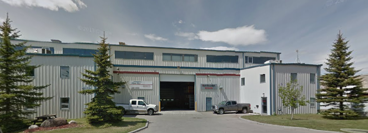HermaTech's Calgary Machine Shop