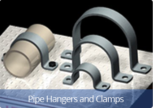 Pipe Hangers and Clamps
